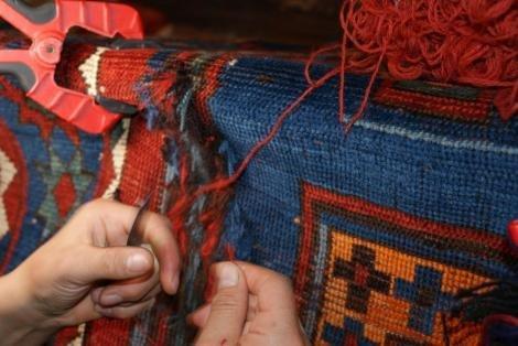 Reparation tapis orient suisse genneve lausanne